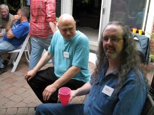 Burt Rosenberg and Louie